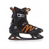 K2 F.I.T. Ice Boa black/orange 17/18 + DÁREK dle VÝBĚRU!