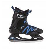 K2 F.I.T. Ice Pro black/blue 17/18 + DÁREK dle VÝBĚRU!