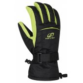 Hannah Brion anthracite/lime punch