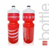 COMPRESSPORT Bidon - láhev 750 ml červená