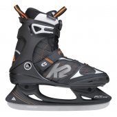 K2 F.I.T. Ice Boa Black/Orange 15/16 + DÁREK dle VÝBĚRU!